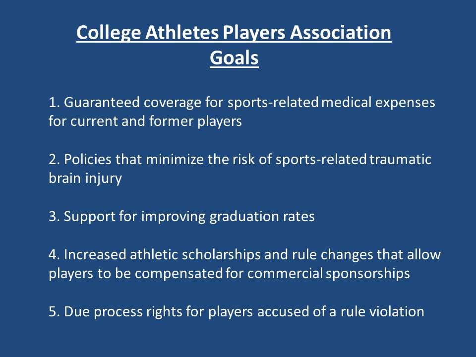 college athletes financial compensation College athletes cashing in being put on financial aid on recently approved benefits for athletes, usa today sports requested a variety of.