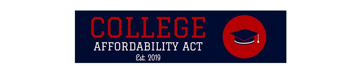 The College Affordability Act